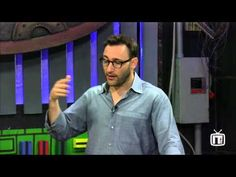 ▶ reThink: Success Interview with Simon Sinek - .  feeling safe - giving service