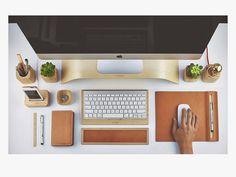 byMonica: Accessoarer för kontoret!