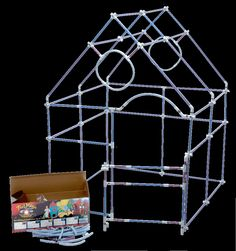 Fort Building Kit / A present idea from the @nytimes 2015 Holiday Gift Guide