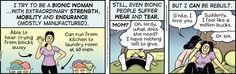 Pajama Diaries Comic Strip for December 18, 2014 | Comics Kingdom