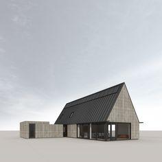 201514 nieuwbouw woonhuis | ARCHITECTUURSTUDIO SKA