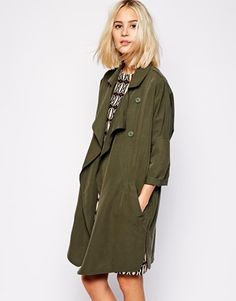 Enlarge The Laden Showroom X Zacro Oversize Trench