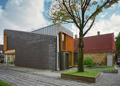 Samrode office building (Latvia) - Special prize of Wieneberger AS