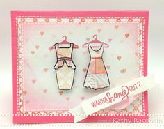 Card created by Kathy Racoosin using the February 2013 Simon Says Stamp Card Kit.