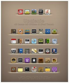 Upojenie icons pack