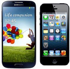 Choosing Between the Galaxy S4, iPhone 5 and iPad Mini