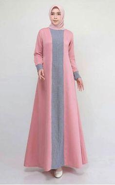 Popular Ideas For Long Dress Formal Muslim Islamic Clothing Muslim Women Fashion, Islamic Fashion, Mode Abaya, Mode Hijab, Abaya Fashion, Fashion Dresses, Muslim Long Dress, Long African Dresses, Moslem Fashion