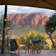 Located in Limpopo, South Africa, Marataba Safari Lodge is a game lodge where you'll find a fantastic blend of luxury with a simple and homely feel. Mandarin Oriental, Out Of Africa, East Africa, Chiang Mai, Porches, Bali, Le Cap, Hiking Photography, Game Reserve