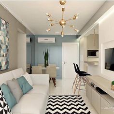 Trendy Home Decoracin Ideas Apartment Cheap 56 Ideas Living Room Decor Cozy, Cheap Home Decor, Home Room Design, Living Room Decor Apartment, Living Room Designs, Apartment Living Room, Condo Interior, House Interior, Home Deco
