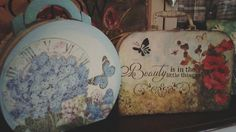 Poppies or Hydrangeas? Mixed Media Cases by Cottage Chic Interiors, www.cottagechicinteriors.ie