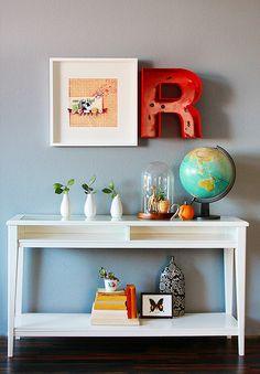 "Love the little vocab card artwork, the letter ""R,"" the globe, etc."