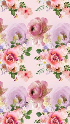 Flowery wallpaper, pattern wallpaper, rose wallpaper, cellphone wallpaper, wallpaper for your phone Floral Wallpaper Iphone, Flowery Wallpaper, Rose Wallpaper, Cellphone Wallpaper, Pattern Wallpaper, Flower Background Images, Flower Backgrounds, Wallpaper Backgrounds, Iphone Wallpapers