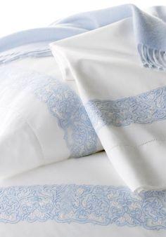 Leron - creators of fine linens | Bed Linens...Juliet line