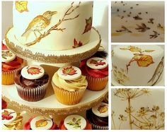 Hand-painted - very pretty!