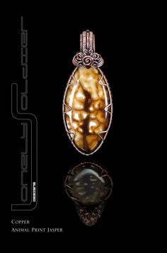 Prong Wrap Pendant Tutorial by Lonely by GlastoWireStudioUK