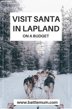 A visit to Santa in Lapland is often a thing of bucket lists. Every parent dreams of taking their children on this trip of a lifetime. What if I told you it was possible to visit Santa in Lapland on a budget? You need to read this post to believe it! Europe Travel Tips, European Travel, Travel Guides, Travel Destinations, Budget Travel, Finland Destinations, Winter Destinations, Lappland, Travel With Kids