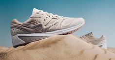 """""""Desert"""" Saucony Grid 8000 CL Pushed Back To Late August Release 