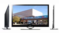 Resplendent Led And Plasma Tv