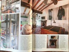 CASA ANTICA settembre ottobre 2017 #magazine #editorial #charme #homedecor #interiordesign #architecture #cabiancadellabbadessa