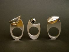 rings by Cari-Jane Hakes