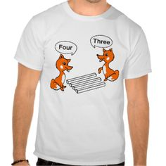 Classic Optical Brain Trick with two cute foxes. Foxes are known to be smart, but they can't figure it out. There is difference in answers of the same persons when changing the view positing. From one angle it seems that there are 4 rods while seeing it from the other side it is 3. How is it possible?