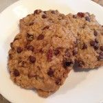 Oatmeal, Raisin, Chocolate Chip, Pecan Cookies – GFCFSF ©TACA 2013