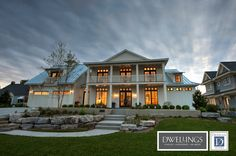 Dwellings | LAKE MICHIGAN HOME 2014 PARADE