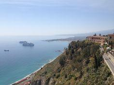Taormina, Italy.