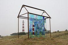 Kunstmaand Ameland, al enige jaren is de maand November kunstmaand. Dan worden overal op t eiland( in hotels, de duinen enz) door vele kunstenaars hun kunst tentoongesteld. #Ameland