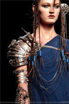 Jean Paul Gaultier - Haute Couture Spring Summer 2010