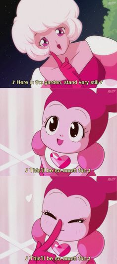See more 'Steven Universe' images on Know Your Meme! Steven Universe Anime, Steven Universe Characters, Steven Universe Wallpaper, Pink Diamond Steven Universe, Steven Universe Funny, Universe Images, Universe Art, Comic Style, Steven Univese
