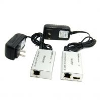 580.00$  Watch here - http://aiyq3.worlditems.win/all/product.php?id=32220260043 - 10pcs / lots HDMI 1.4 With 3D Extender Over 60m Ethernet LAN RJ45 CAT5E CAT6 For HD 1080P DVD PS3 ,Free shipping By Fedex