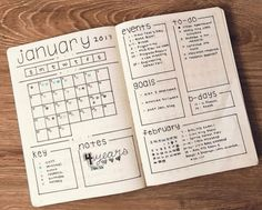 bujo bullet journal inspiration and weekly spreads Bullet Journal Monthly Log, How To Bullet Journal, Bullet Journal For Beginners, Bullet Journal Inspo, Bullet Journal Spread, Bullet Journal Ideas Pages, Art Journal Pages, Journal Prompts, Bullet Journal Page Order