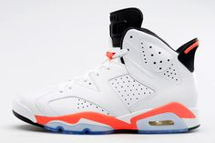 It's the 23rd anniversary of the Air Jordan 6 in 2014, and for the signature shoe of the man that made that number famous, the milestone is kinda a big deal. It means we're probably …