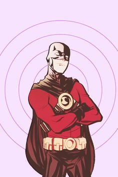 DC Comics. ROBIN. RED ROBIN. NIGHT WING.The Boy Wonder. - Minus