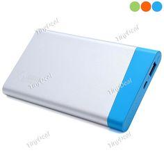 GIMALL X1 10400mAh Li-Polymer Power Bank External Power Suply for Cellphones Tablets EBTPH-361940
