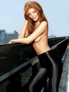 cintia_dicker_mens_health_mag_shoot4_122_476lo.jpg / Spandex smooth redhead red hair