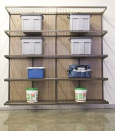 Fresh Basement Storage Systems