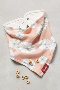 Kid's Neckerchief Bib #anthropologie