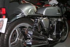 CAFE RACER Honda Cb, Cb 750 Cafe Racer, Motorcycle, Vehicles, Motorbikes, Cars, Motorcycles, Vehicle