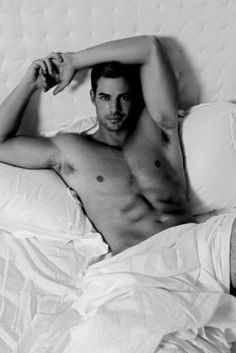 William Levy.... I need a cold shower now .lol