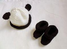 Precious Panda Baby Set
