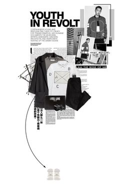 """""""I Don't Even See Color"""" by perfectpicture11 ❤ liked on Polyvore featuring Hedi Slimane, H&M, American Eagle Outfitters, Givenchy, Ralph Lauren Home, Rolex and NIKE"""