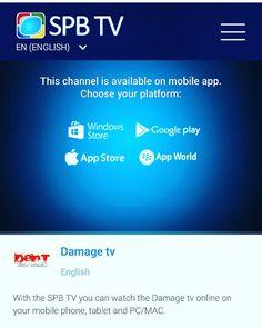 DENT damage entertainment netwerk television on SPB TV. #theindikatortvhost #enterthezonetv #blackmogul #blacktelevision #blacktelevisionshows #blacktelevisionnetwork #blacktelevisionmatters #entertainment #DENTDamageTV #getmoneyfilmz #TheSpotTVShow #television #ottcontent #zype #digitalcontent #digitaltvcontent #digitalmedia http://ift.tt/2od3Fvf