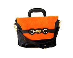 Goguava GB-GV158 Women Orange Hand Bag