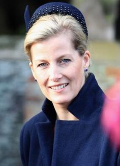 Her Royal Highness The Princess Edward Antony Richard Louis, Countess of Wessex, Viscountess Severn, Dame Grand Cross of the Royal Victorian Order, Dame of Justice of the Most Venerable Order of the Hospital of St John of Jerusalem.  Born Sophie Helen Rhys-Jones January 20 1965.
