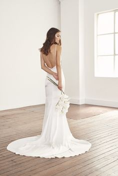15fead64115273 Apollo Gown - 40 or Train Option. Julia Softley Bridal