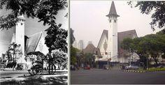 GPIB Paulus, jl Imam Bonjol, Jakarta,  1953 dan 2012
