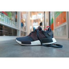 Adidas NMD R1 WMNS Legend Ink/Mineral Red/Semi Pink Glow S75232