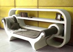 reading corner 2 Creative mix of furniture helping you relax and enjoy a book